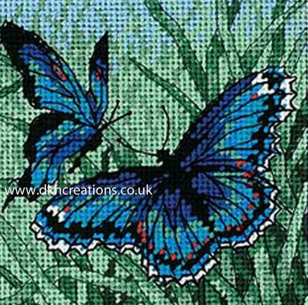 Butterfly Duo Tapestry Kit